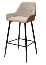 Барный стул PUNCH бежевый меланж