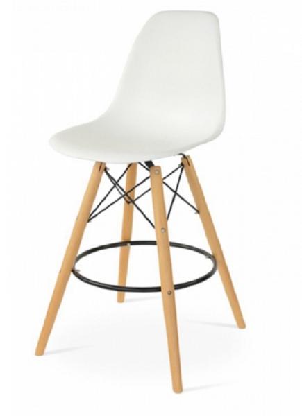 Барный стул SC-403 Белый