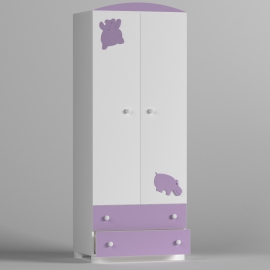 "Шкаф для одежды ""Фантазия"""