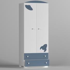 """Шкаф для одежды """"Звездные войны"""""""