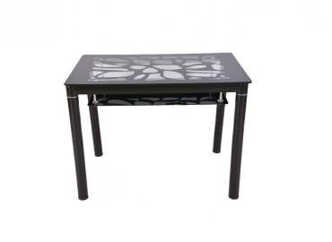Стол В 828-2 черный