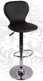 Барный стул 2640 чёрный