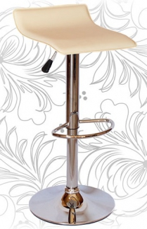 Барный стул 3013 кремовый