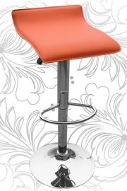 Барный стул 3013 оранжевый