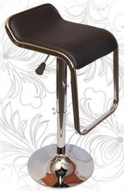 Барный стул 3021 Crack чёрный
