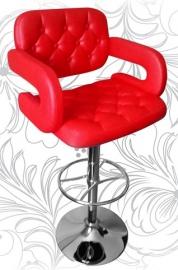 Барный стул 3460 красный
