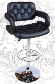 Барный стул 3460 Tiesto чёрный