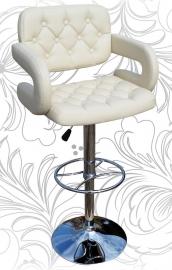Барный стул 3460 Tiesto кремовый