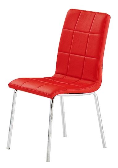 Стул F 230 Красный