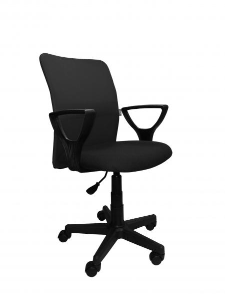 Компьютерный стул ТОМ чёрный