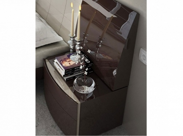 Тумба прикроватная FENICIA А3002 BARCELONA шоколад