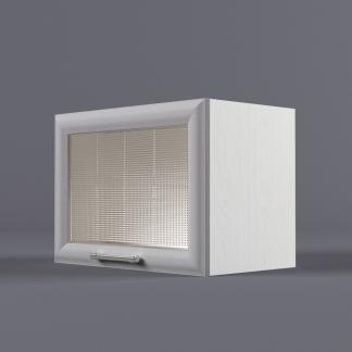 Шкаф навесной 600 х 360 х 300 рамка со стеклом