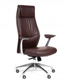 Кресло руководителя CHAIRMAN Vista коричневое
